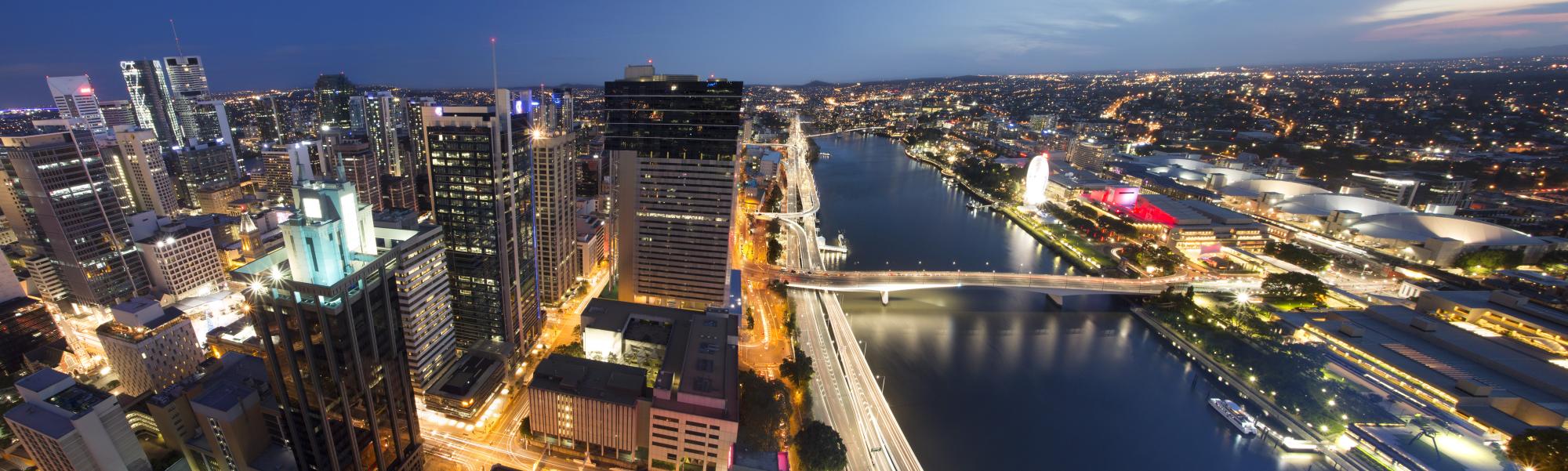 Brisbane-City-South-Bank