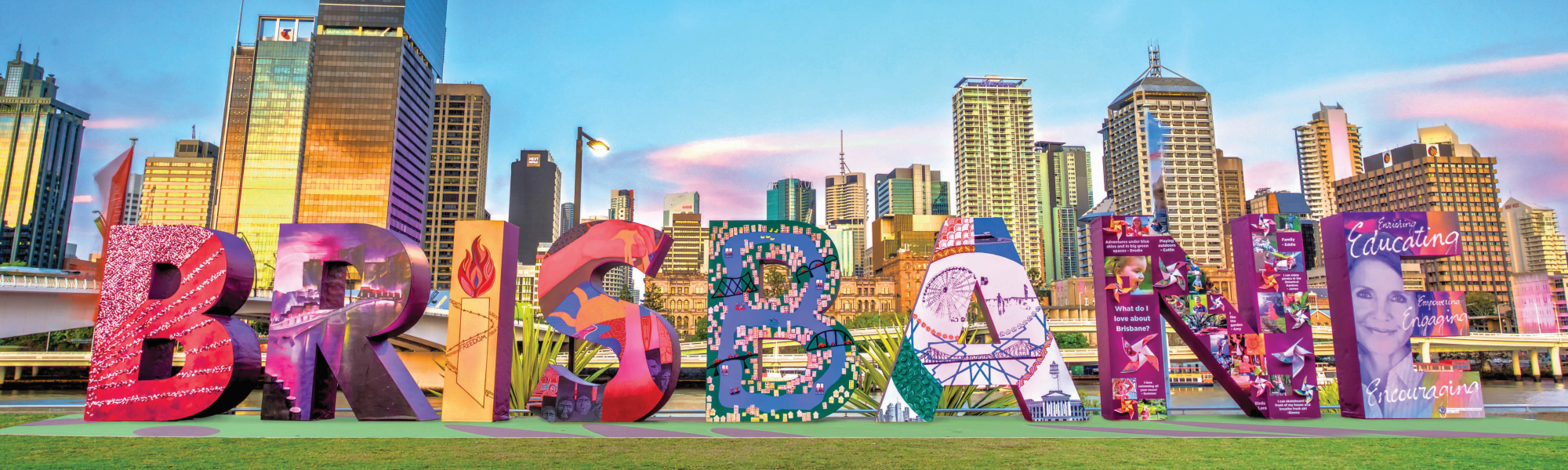 Brisbane-Sign